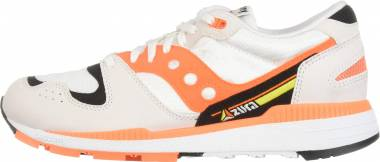 Saucony Azura - Orange Blanc (S704372)