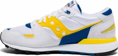 Saucony Azura - Yellow | Blue
