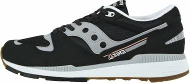 Saucony Azura - Black/Grey (S7043720)