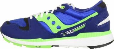 Saucony Azura - Blue/Green (S7043713)