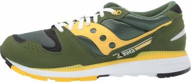 Saucony Azura - Green/Yellow (S7043710)