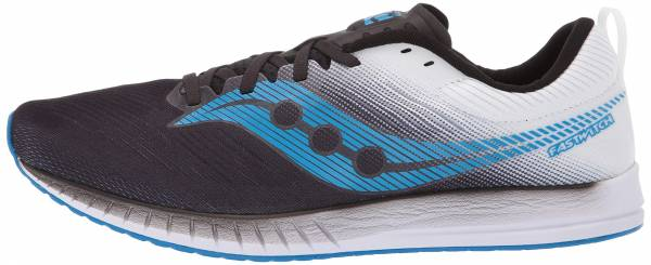 Saucony Fastwitch 9 Black / Blue / White