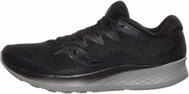 Saucony Ride ISO 2 - Black / Ou (S2051435)