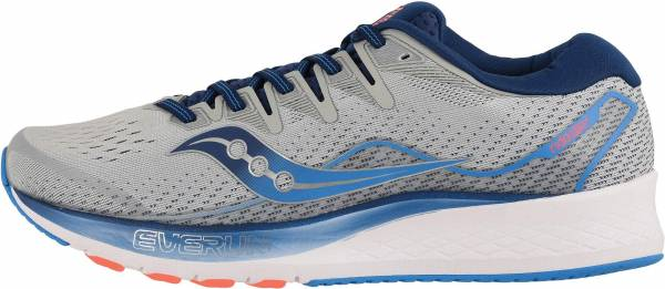 Saucony Ride ISO 2 - Grey Blue