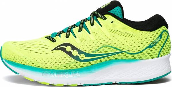 Saucony Ride ISO 2 - Green