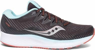 Saucony Ride ISO 2 - Brown / Coral (S1051445)
