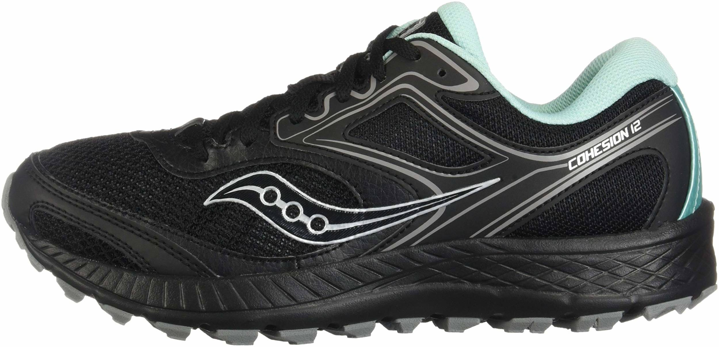 $66 + Review of Saucony Cohesion TR 12