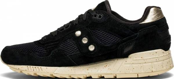 Saucony Originals Gold Rush Shadow 5000 Black | Gold