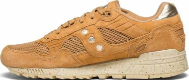 Saucony Originals Gold Rush Shadow 5000 - Tan/Gold (S704143)