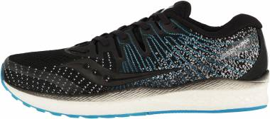Saucony Liberty ISO 2 - Black/Blue (S205101)