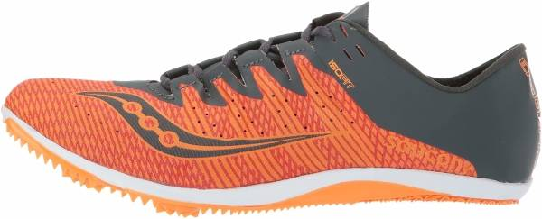 Saucony Endorphin 2 - Orange/Grey