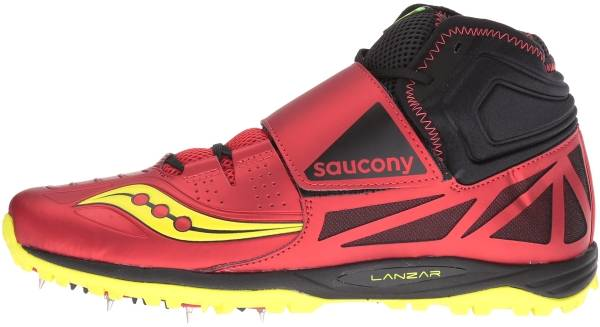 Saucony Lanzar Jav 2 - Red White (S290381)