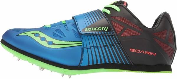 Saucony Soarin J 2 - Blue Slime