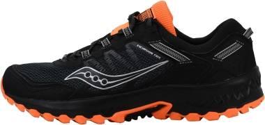 Saucony Excursion TR 13 - Black/Black/Orange (S2052420)