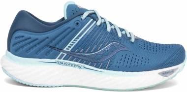 Saucony Triumph 17 - Blue Aqua (S1054625)