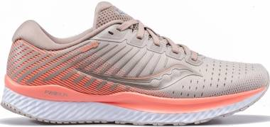 Saucony Guide 13 - Moonrock/Coral (S1054830)