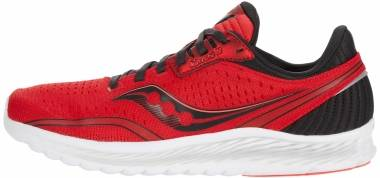 Saucony Kinvara 11 - Red Black (S2055130)