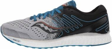 Saucony Freedom 3 - Grey / Blue (S2054325)