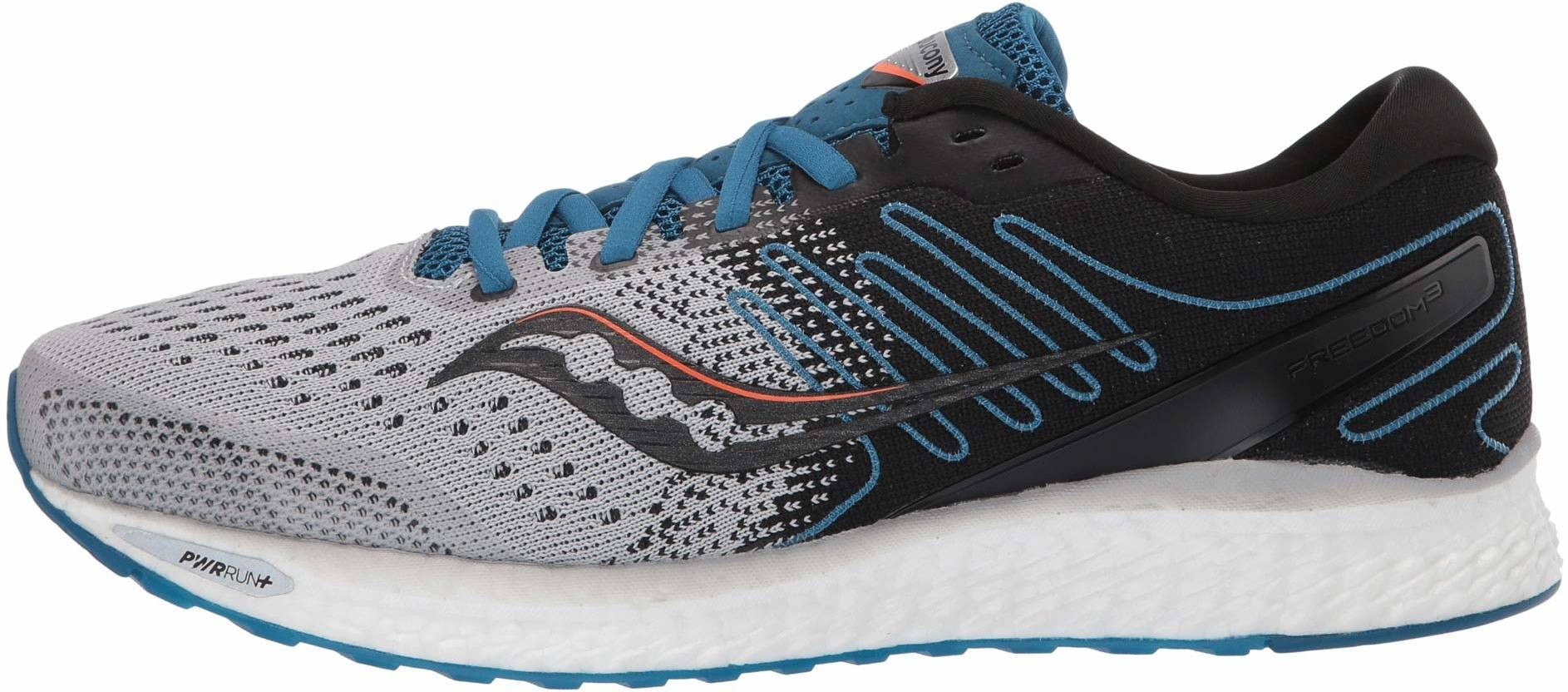 Only $120 + Review of Saucony Freedom 3