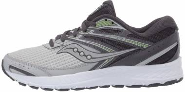 Saucony Cohesion 13 - Grey Heather Freeze Green (S205592)
