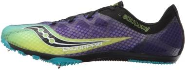 Saucony Endorphin - Purple/Citron/Black (S290254)
