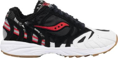 Saucony Grid Azura 2000 - Black Red White (S705101)