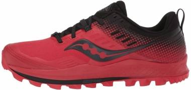 Saucony Peregrine 10 ST - Red/Black (S1056820)