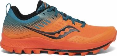 Saucony Peregrine 10 ST - Orange / Blue (S2056825)