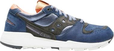 Saucony Azura Weathered - Navy/Brown (S704652)