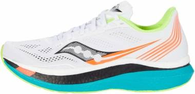 Saucony Endorphin Pro - white mutant (S1059810)