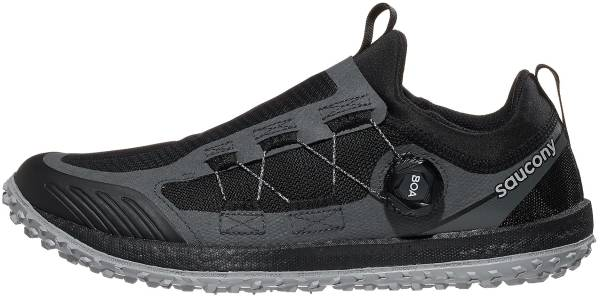 Saucony Switchback 2 - Black/Charcoal (S205811)