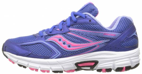 Saucony Cohesion 9 woman grape/pink