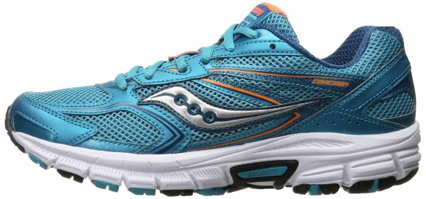 Saucony Cohesion 9 woman turquoise
