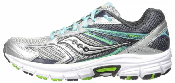 Saucony Cohesion 9 woman silver