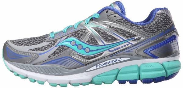 Saucony Echelon 5 woman grey/mint/blue