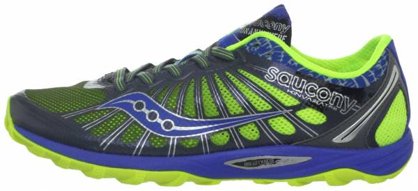 Saucony Lady Powergrid Kinvara Tr 2 Trail Running Shoes S88e7035