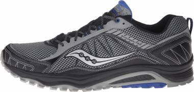 Saucony Excursion TR 9 Grey/Black Men