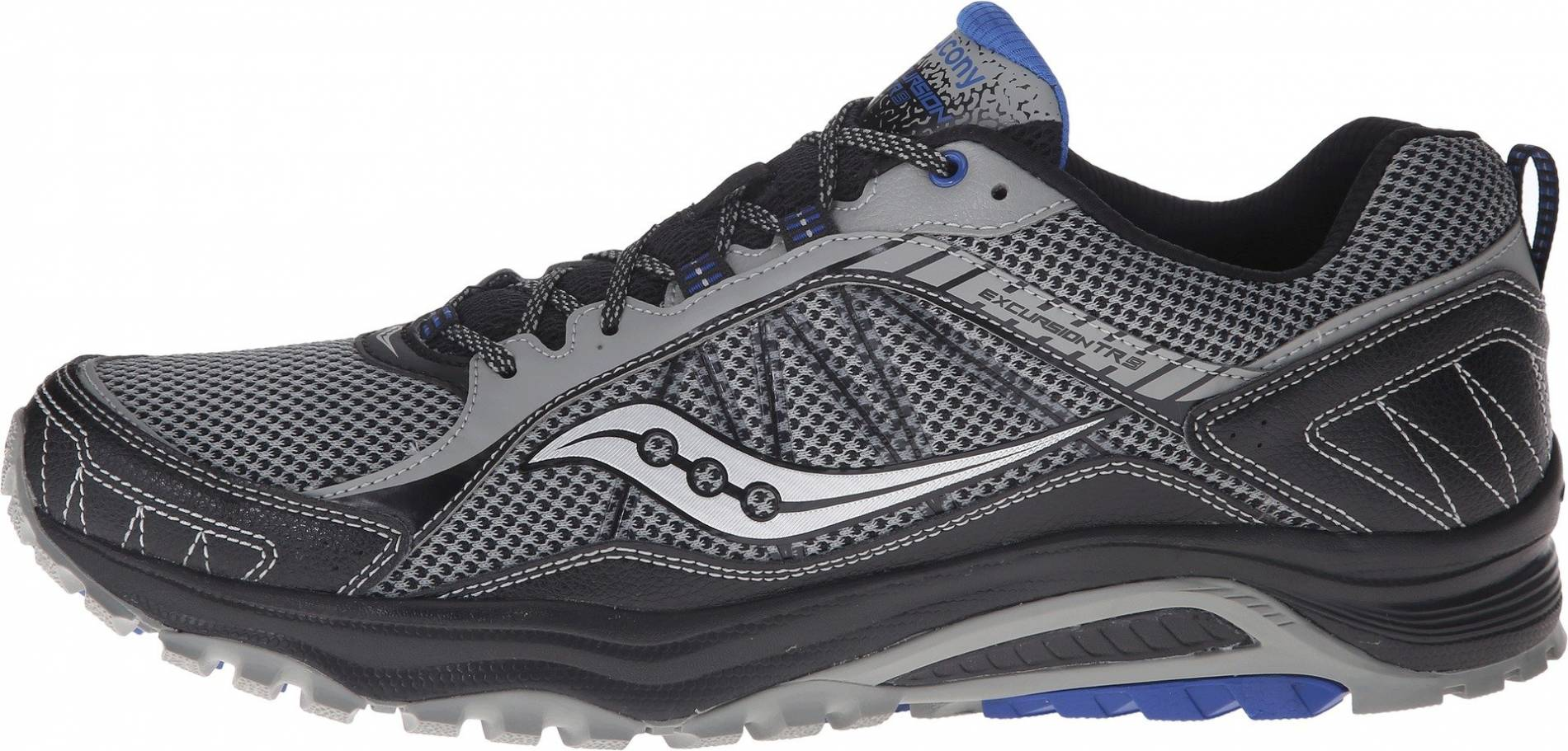 $90 + Review of Saucony Excursion TR 9