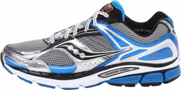 Saucony Stabil CS 3 men silver / blue / black