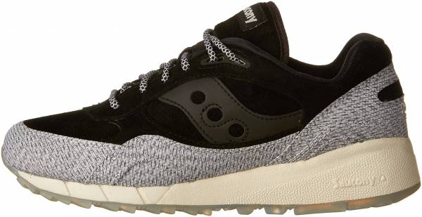 Saucony Shadow 6000 men grey/black