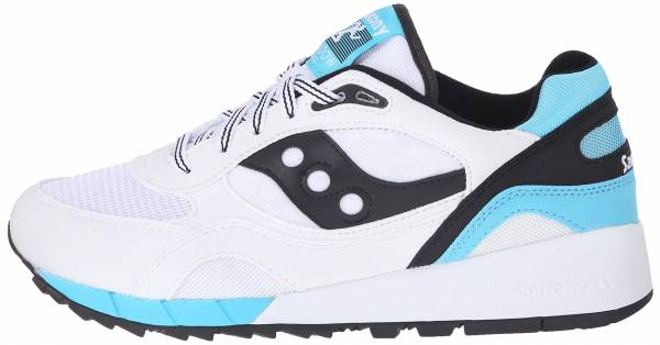 Saucony Shadow 6000 men white/black