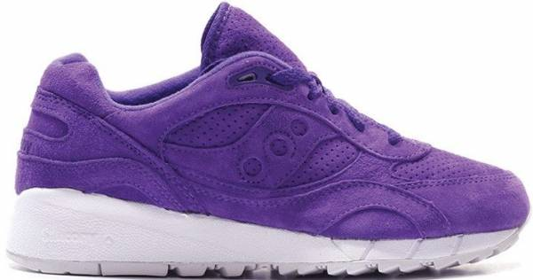 Saucony Shadow 6000 men purple