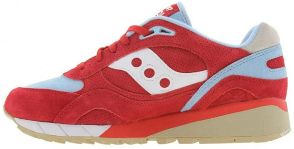 Saucony Shadow 6000 men red