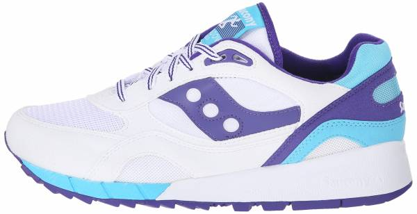 Saucony Shadow 6000 men white/blue