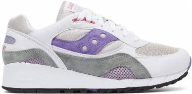Saucony Shadow 6000 - White Grey Purple (S704412)