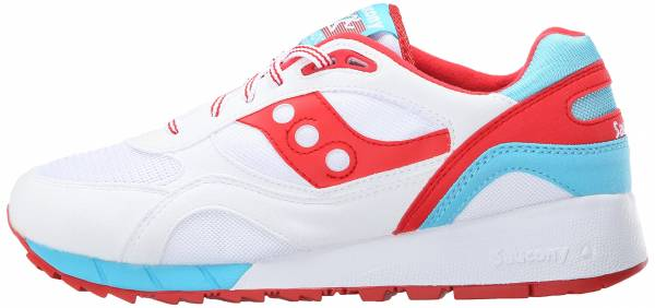 Saucony Shadow 6000 men white/red
