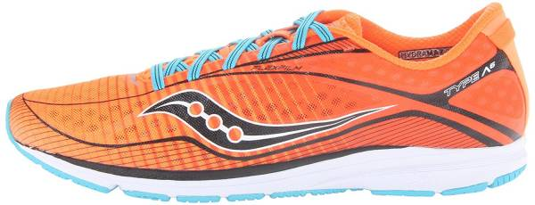 Saucony Type A6 men orange / black