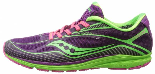 Saucony Type A6 woman purple/slime