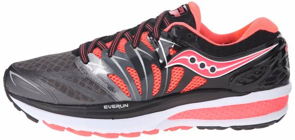Saucony Hurricane ISO 2 woman purple/black/white