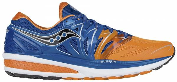 Saucony Hurricane ISO 2 men blue / orange / silver